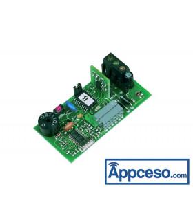 Tarjeta Receptor Pujol VARIOCODE TRV Pro 255 ACC. 433 Mhz