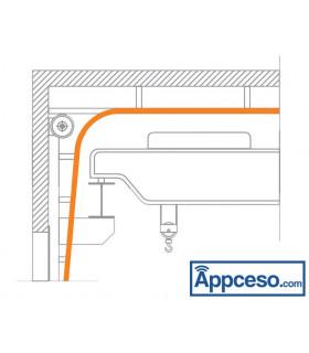 Puerta Industrial Elevación Especial