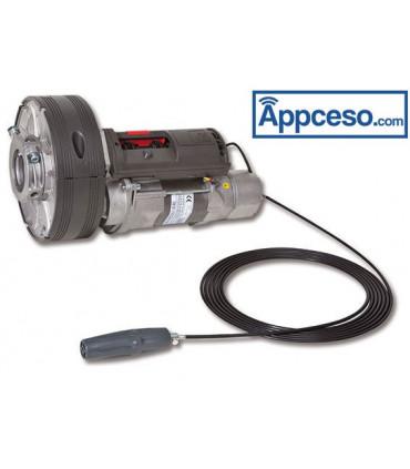 KIT WINNER 170 KG CON ELECTROFRENO: kit para motorizar puertas enrollables