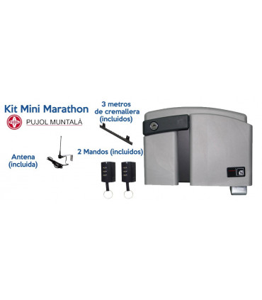 Kit Mini Marathon