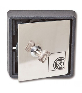 BOX PRACTIC Armario desbloqueo exterior con pulsador