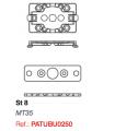 Soporte ST08 para motor Twister MT35