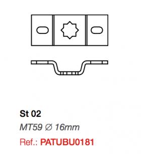 Soporte ST02 para Motor Twister MT59