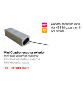Cuadro MiniReceptor exterior Twister