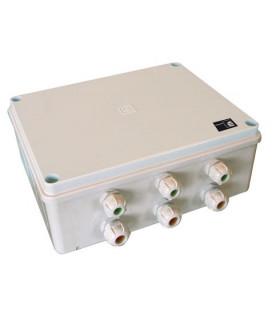 Cuadro electrónico LRX 2095 SWR (para conexión anemómetro, Captador de sol y pluviómetro)