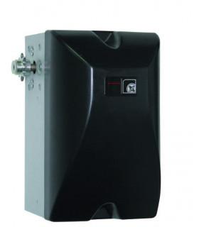 UPPER-N 24 V. DC  hasta 10 m2 ( cuadro receptor incorporado 433 Mhz Vario + conector TRV+ Batería )