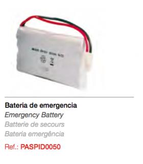 Bateria de emergencia SPIDER
