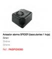 Avisador alarma para SPIDER  (sólo para puertas basculantes de 1 hoja)