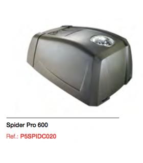 KIT SPIDER PRO 600 + Raíl 2,9 cadena + Microreceptor + 2 Emisores Vario Black 6 canales