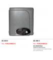 SC 600  II  230V  Accionador puertas correderas 600 Kgs. Sin cuadro electrónico M4