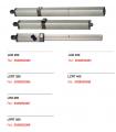 Accionador hidráulico LCRT 250 Irreversible uso intensivo 120º