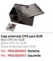 CPS  Caja enterrada Izquierda