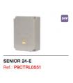 SENIOR 24 Cuadro para 1-2 cancelas 24V. DC con encóder para LHE y ELI 250 BT