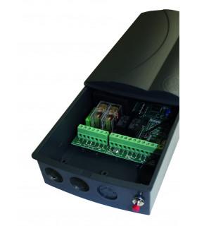 SENIOR 2  230V. II Con conector para TRV  1-2 cancelas
