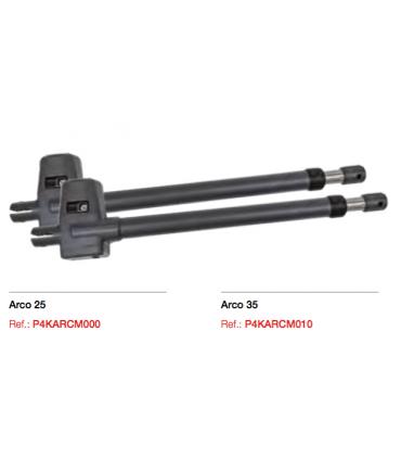 Kit ARCO 25  Irreversible. 2,5 mts.  Derecha/Izquierda+ Senior Pro +2 Black
