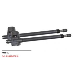 Kit ARCO 35 24DC Irreversible. 3,5 mts.  Derecha/Izquierda+ AX24+ TRV+ 2 Black
