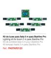 Kit luces para Asta 5 mts Startline Pro
