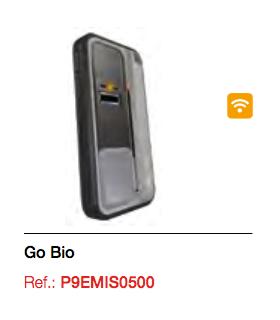 Emisor biométrico bolsillo GO BIO 868 Mhz
