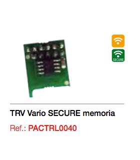 Memoria 511 códigos para TRV Vario SECURE