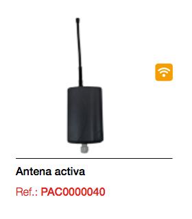 Antena activa 433 Mhz