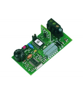 Tarjeta Receptor VarioCode 1000 códigos 868 Mhz
