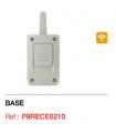 Receptor Exterior 500 cód. 12/24V 868 Mhz Especial GOBIO/FREE T